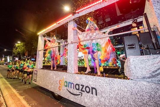 Mardi Gras Amazon