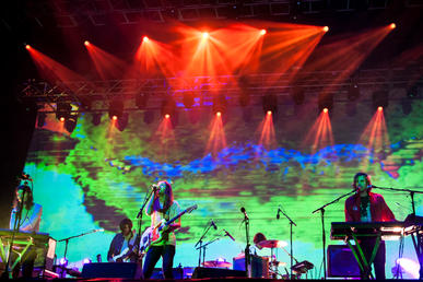 Tame Impala Getty Images
