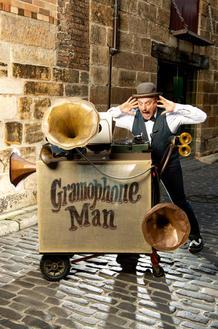 Gramophone Man Property NSW The Rocks