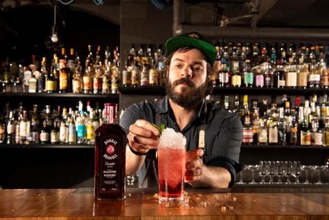 Burrow Bar Bombay Sapphire Patron YCK Laneways Time Out