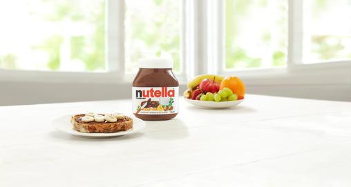 Nutella BMF Advertising