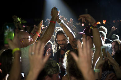 Michael Franti Getty Images