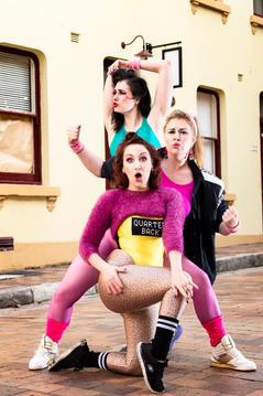 Footloose Dancers Property NSW The Rocks