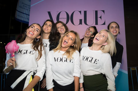 Vogue Fashion Night Out Getty Images