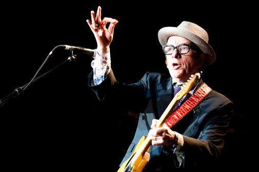 Elvis Costello ABC