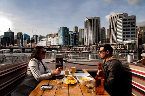 Cyren Property NSW Darling Harbour website