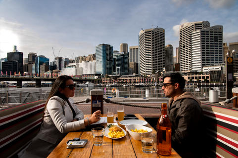 Cyren Property NSW Darling Harbour website