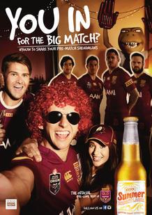 Lion Nathan BMF Advertising