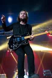Band Of Skulls Getty Images