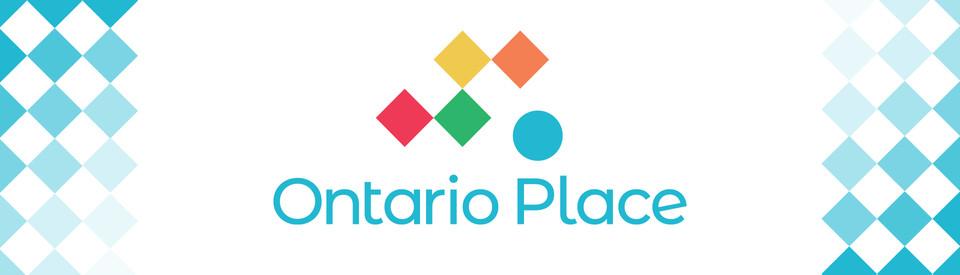 Ontario Place Condensed Logo
