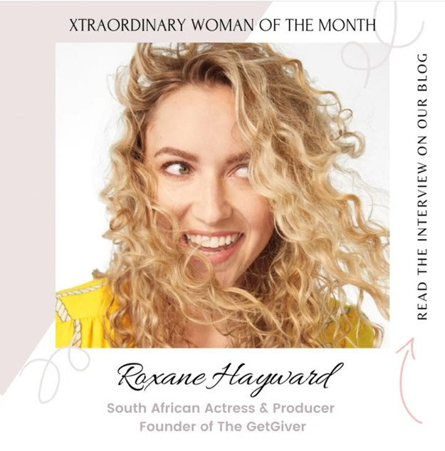 Xtraordinary Women of the Month - Roxane