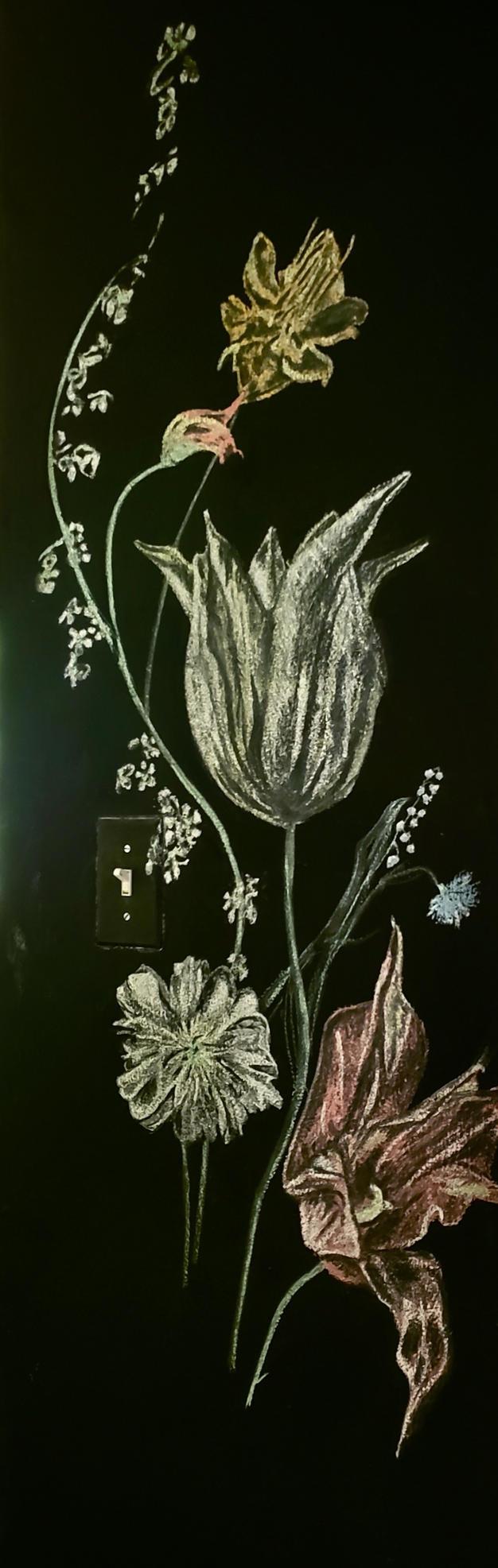 Light Switch by Roxane Hayward