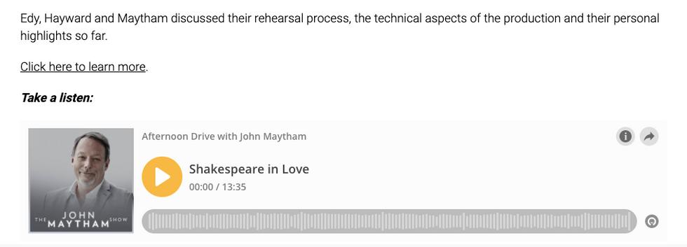 John Maytham Interviews Roxane Hayward.p