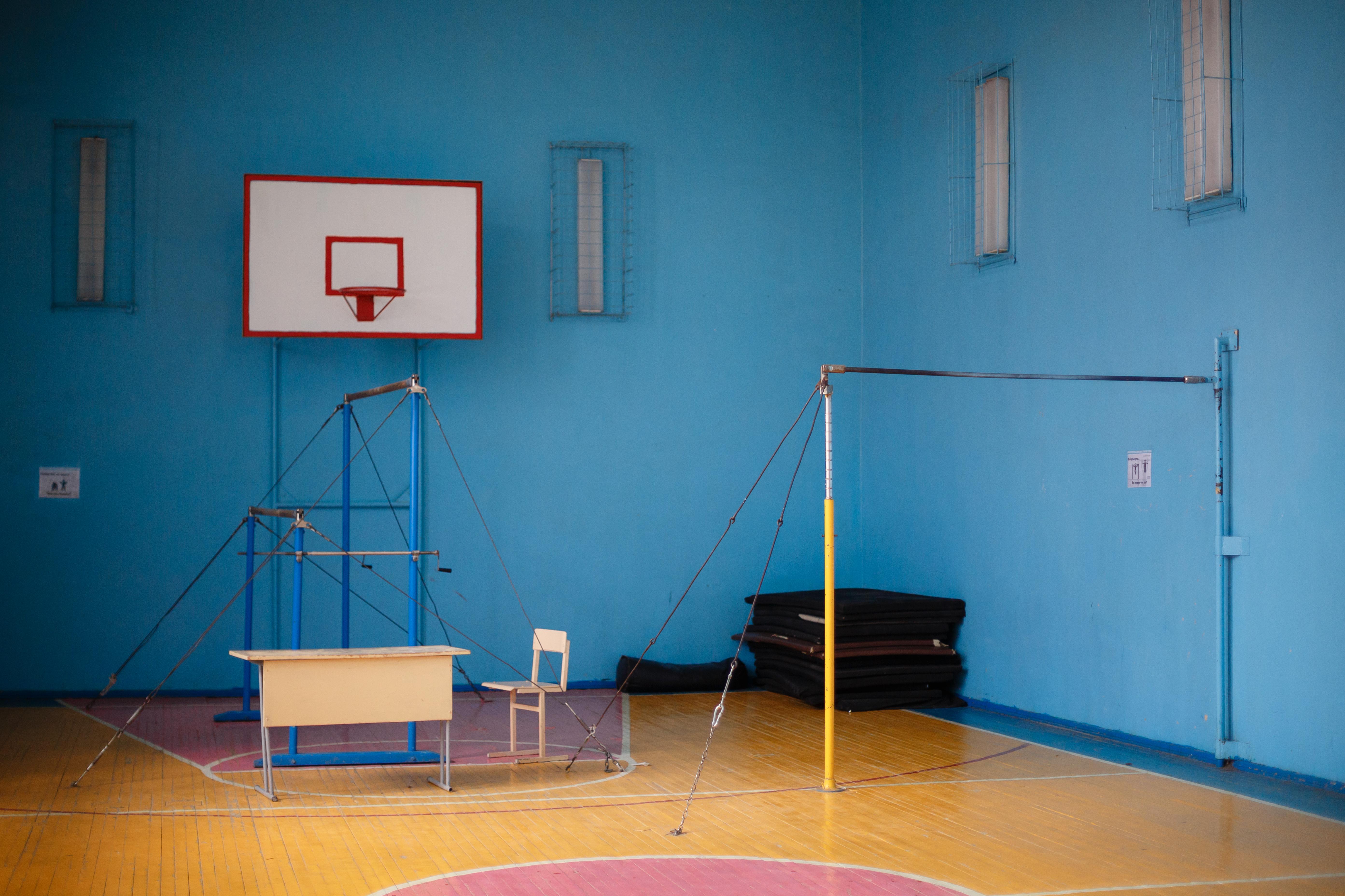 Малый спортивный зал