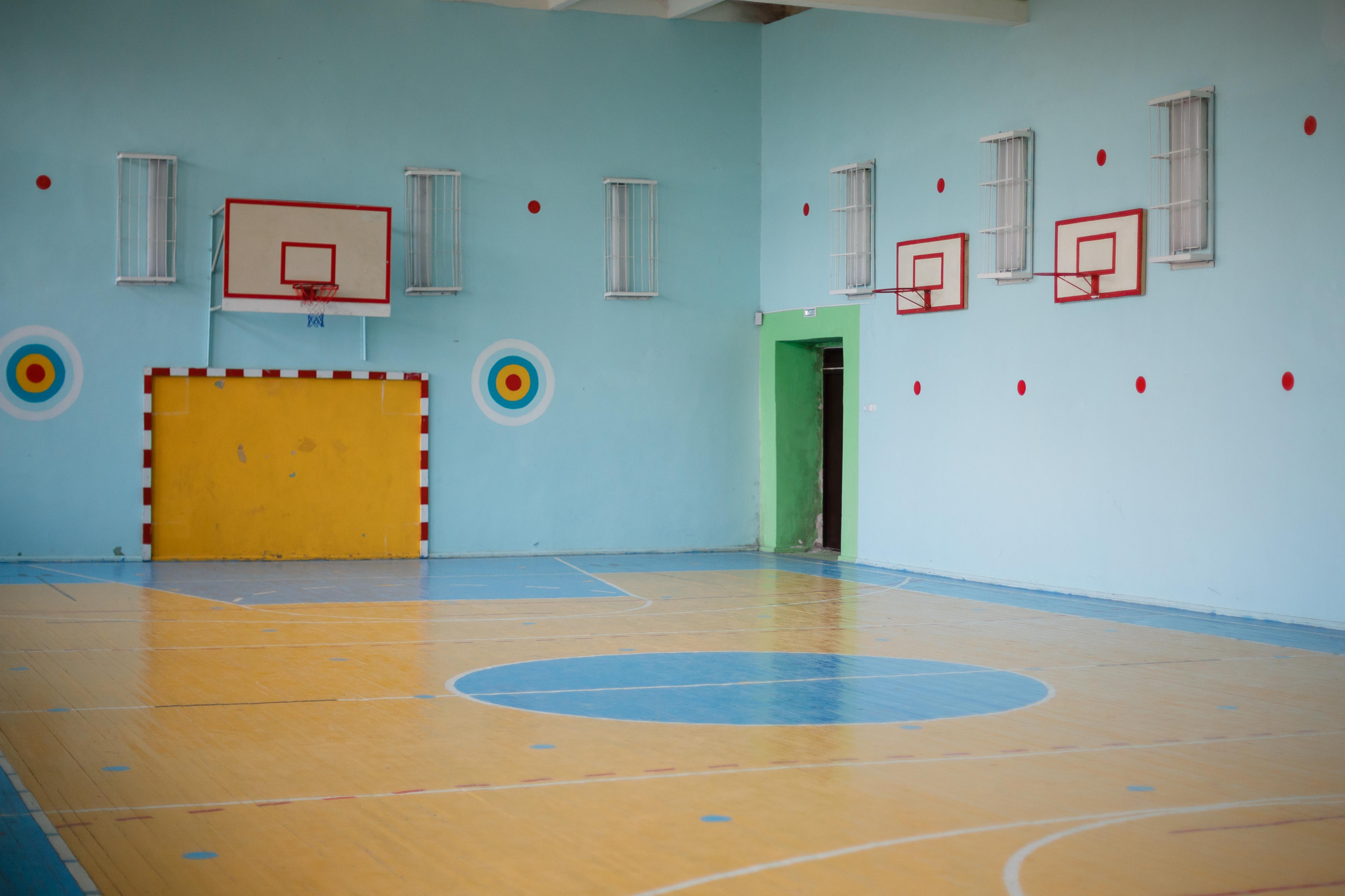 ольшой спортивный зал