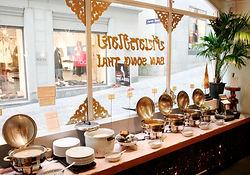 Mittagsbuffet - Thailändisch