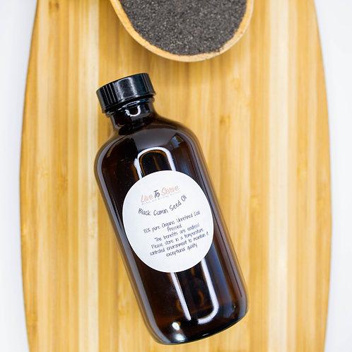 Black Seed Oil 2oz