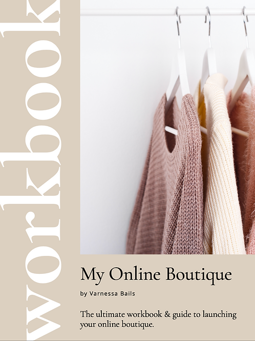 How to Build an Online Boutique