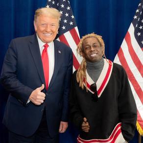 Lil Wayne, Kodak Black Amongst Celebrities Who Received Pardons