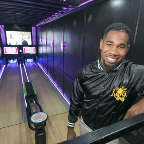 This Week in Business: Luxury Strike Mobile Bowling Alley