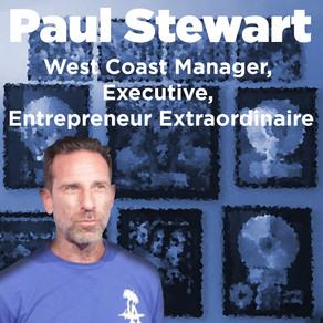 Hear a Hit from a Block Away: Paul Stewart's Pavement Ear