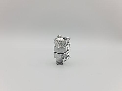Measurement connector 1/4BSP WD