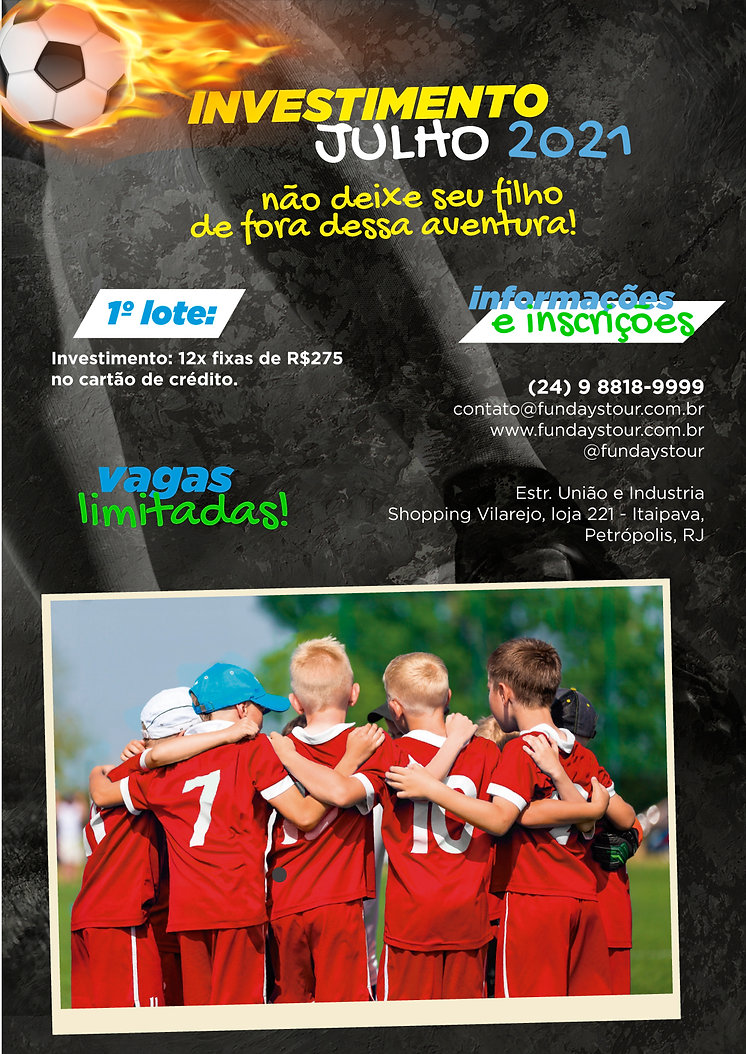 0000 - JUL 21 - SOCCER CAMP - APRESENTAÇ