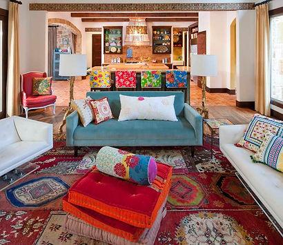 Дизайн интерьера в мексиканском стиле Александрова дизайн