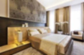 дизайн интерьера дома в стиле арт-деко