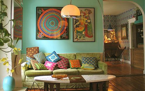 Индийский стиль в интерьере АЛександрова дизайн