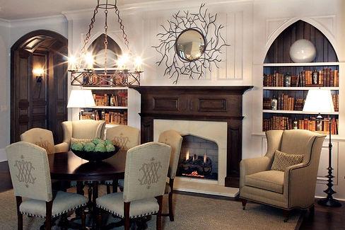 стиль готика в дизайне интерьера