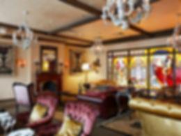 готический стиль в дизайне интерьера