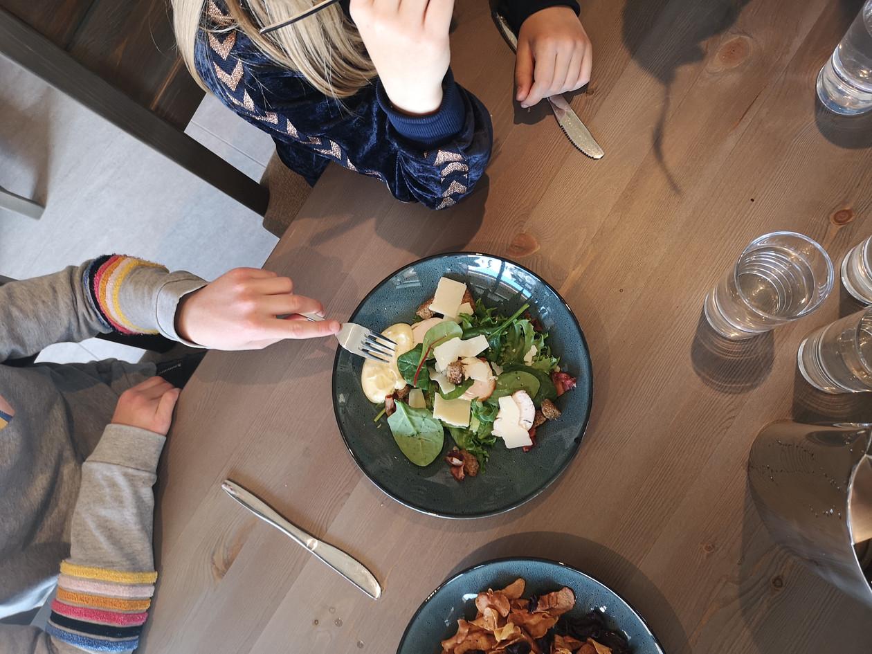 Fellesskap rundt matbordet