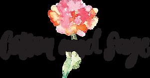 Cotton and Sage logo