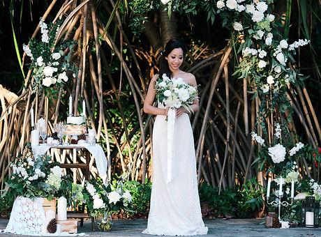 Wedding styled shoot