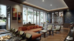 Entertaiment Room - Indonesia / Brewin Mesa