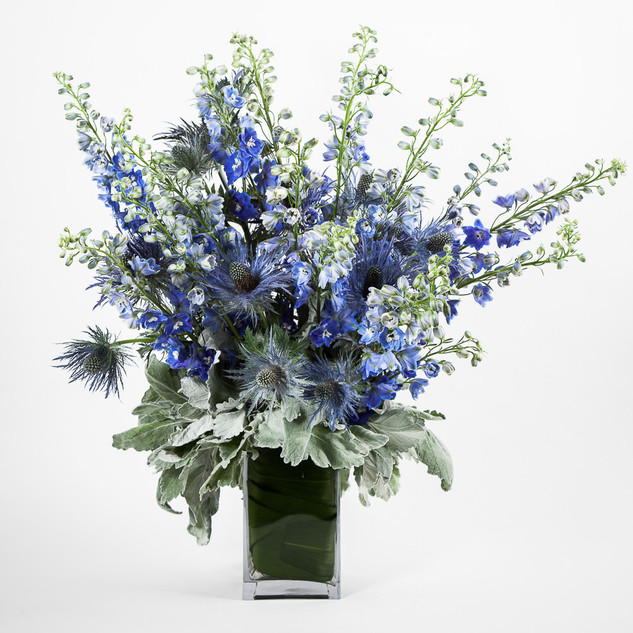 Blue Arrangement