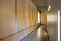 Kasten in hal - Foto door Dirk De Cubber