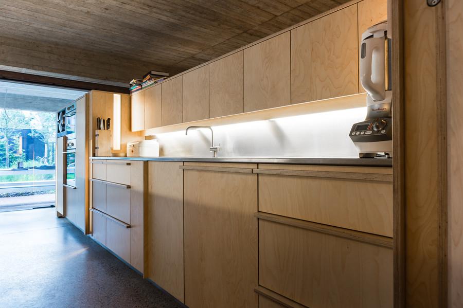 Keuken met industriële look - Foto door Dirk De Cubber