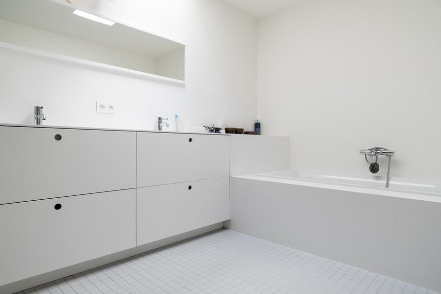 Moderne badkamer - Foto door Dirk De Cubber