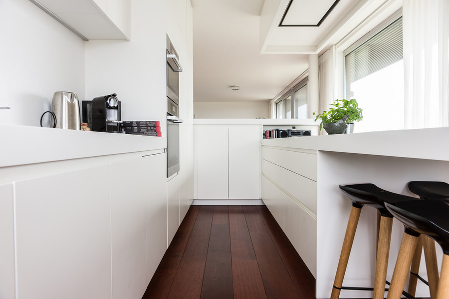 Moderne keuken - Foto door Dirk De Cubber