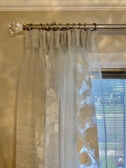 Light and Airy Window Treatments