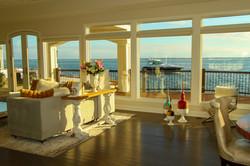Coastal Living Room Views