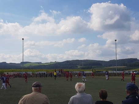 2:0 - Endstand! Toller Sieg unserer Ersten gegen Drolshagen heute!!!