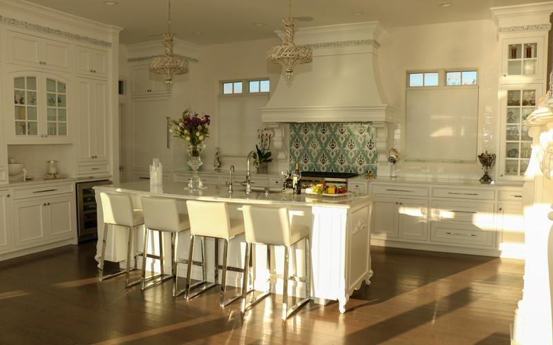 White Kitchen with Coastal Accents.jpg