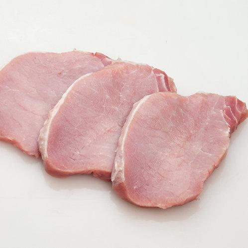 Schweine-Lachse portioniert 1 kg