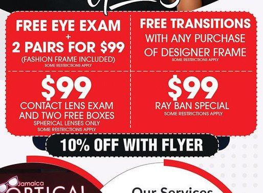 New Optician on the Block: Jamaica Optical