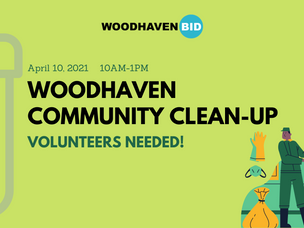 Join us for our next Community Clean-up