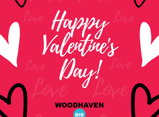 Valentine's Day in Woodhaven