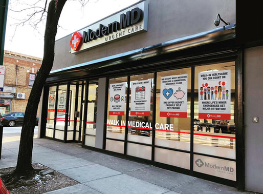Welcome to Woodhaven, ModernMD Urgent Care!